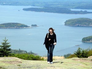 Amy - Cadillac Mountain